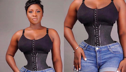 Ladies: Here are 5 dangers of wearing waist trainers