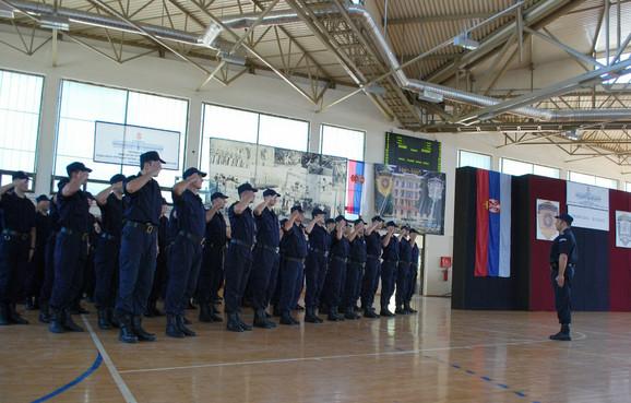 Važna i nacionalna struktura: Centar za policijsku obuku u Sremskoj Kamenici