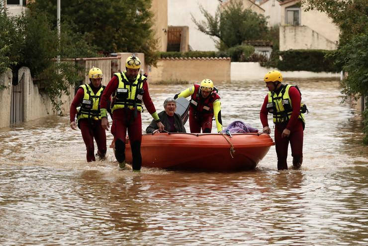 Francuska poplave