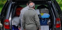 Zamachowscy mają bagażnik pełen prezentów. Co dostali?