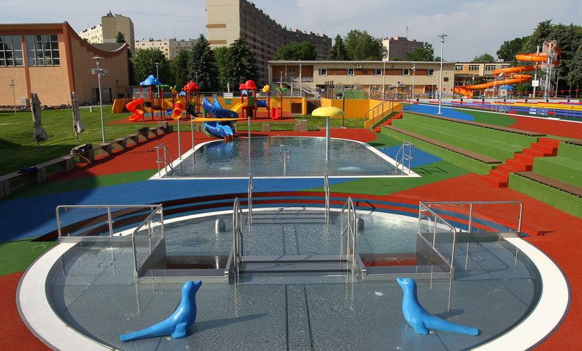W Rzeszowie oddano do użytku nowe baseny