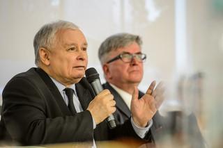 Kaczyński: Prof. Gilowska miała przekonania liberalne, ale to nie był 'gdański liberalizm'