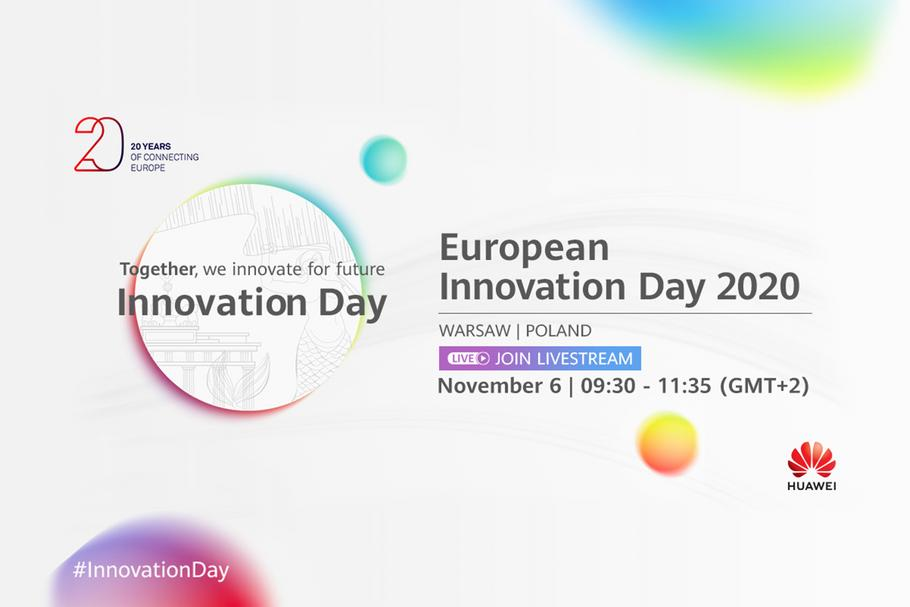 Huawei European Innovation Day 2020