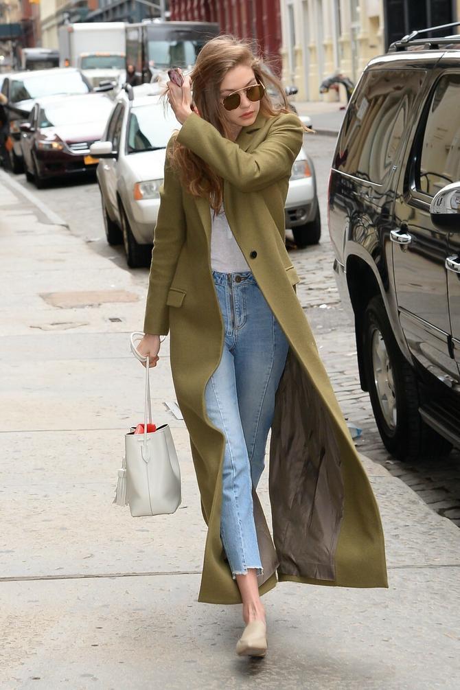 Gigi Hadid voli da se igra stilovima