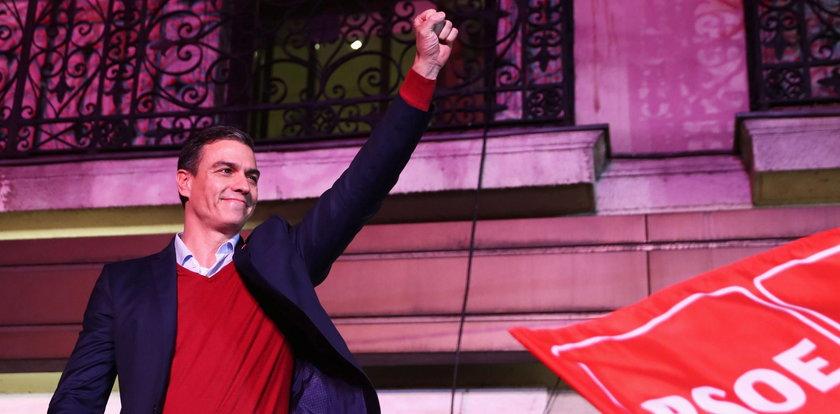 Wybory w Hiszpanii. Socjaliści wygrali, ale parlament skrajnie podzielony
