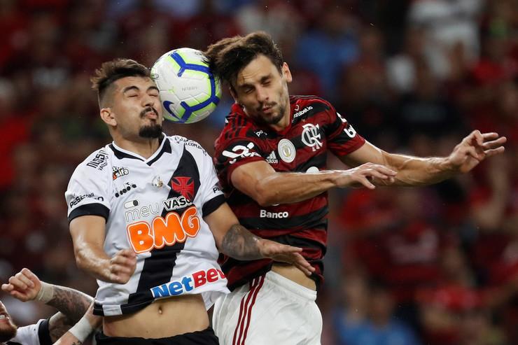 Detalj sa meča FK Vasko da Gama i FK Flamengo