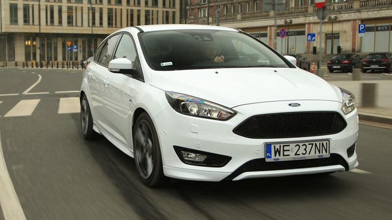 Ford Focus 1.5 Ecoboost/150 KM na LPG - co tam tam tak jęczy?
