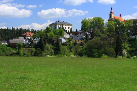 Na trećem mestu se nalazi češki Rabštejn, koji je pravi velegrad u poređenju sa prva dva