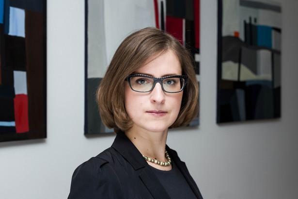 Katarzyna Dąbrowska, prawniczka w kancelarii Pietrzak Sidor & Wspólnicy