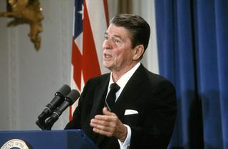 Prof. Chodakiewicz: Ronald Reagan nigdy nie udawał, że PRL to wolna Polska