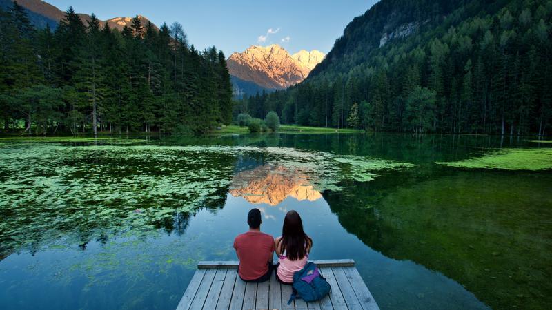 Najromantyczniejsze miejsca w Słowenii