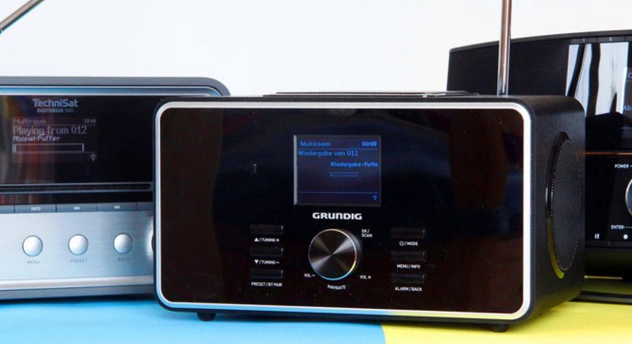 Vergleichstest: Fünf Digitalradios mit DAB+, WLAN und Bluetooth