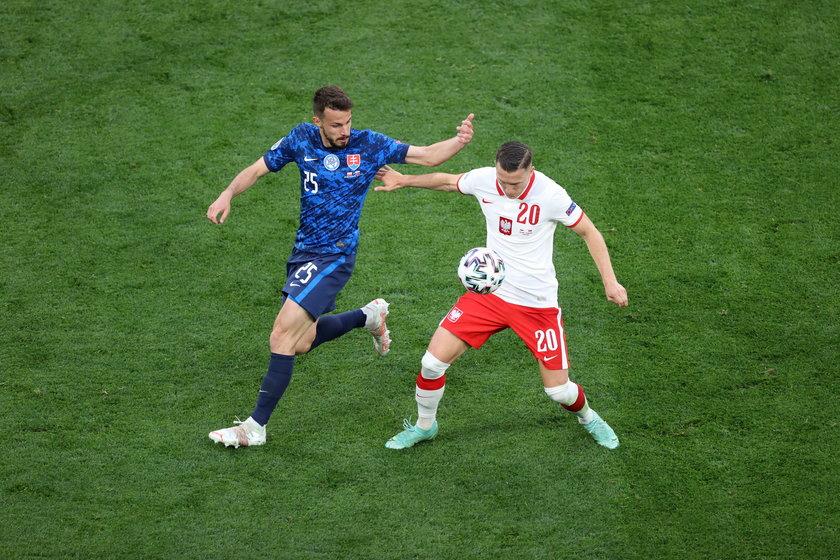 Guidolin przyznaje też, że nie jest zaskoczony pochwałami, jakie zbiera w całej Europie pomocnik reprezentacji Polski.