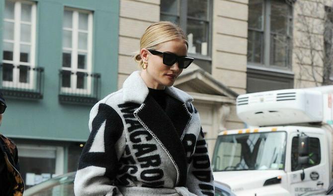 Rouzi Hantington kaže da je ovo kaput njenih snova