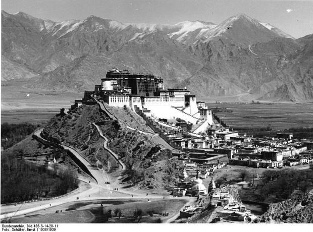 Potala, Lhasa