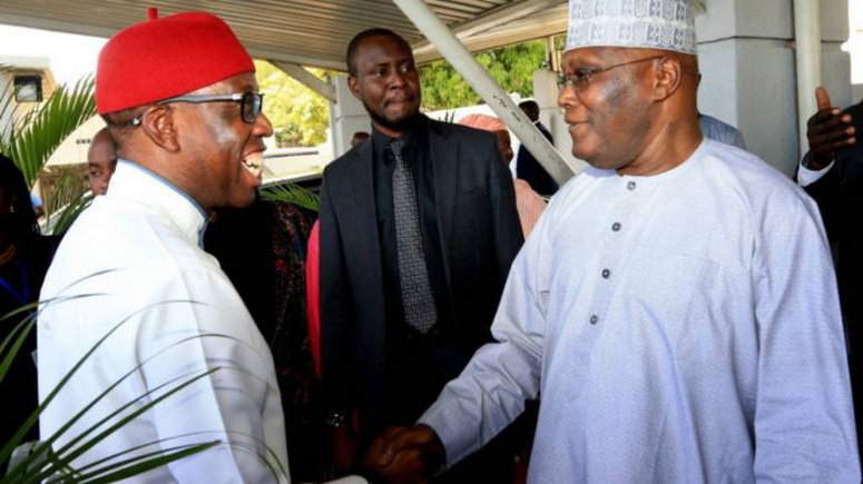 Delta state Governor, Ifeanyi Okowa has praised for Vice President, Atiku-Abubakar on his 73rd birthday. [chronicle]