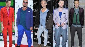 Odważni faceci lubią modę