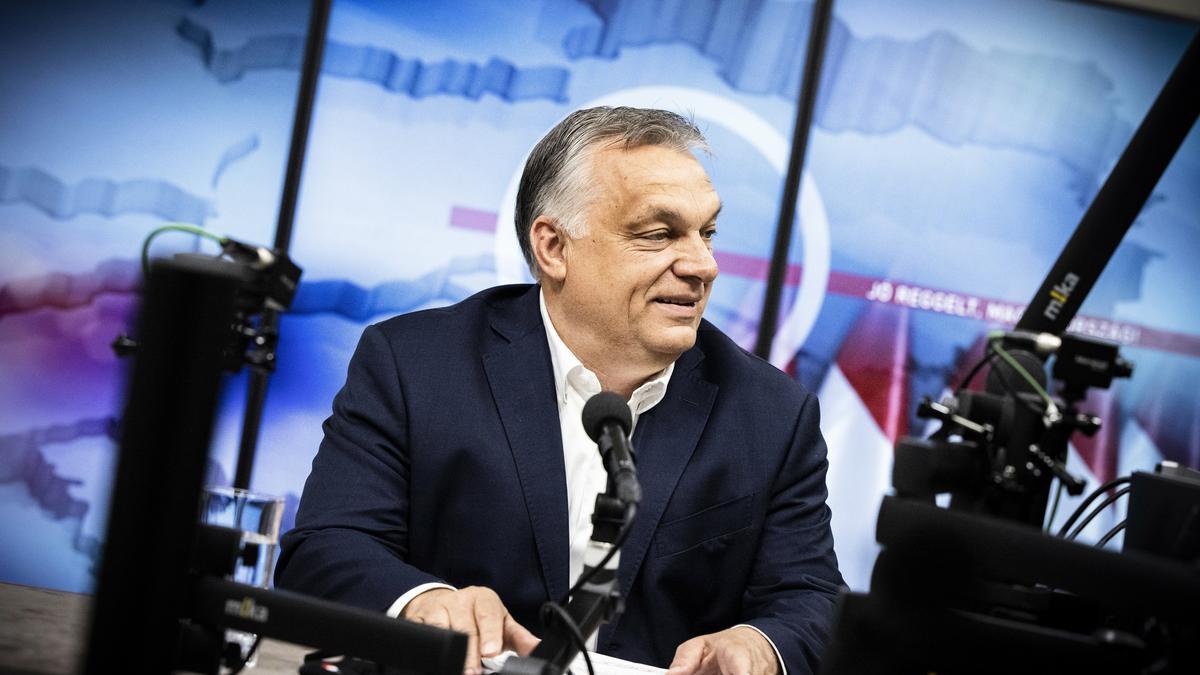 Orbán Viktor ismertette a legfrissebb járványügyi adatokat