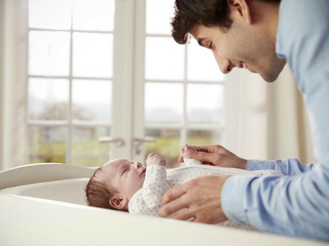Inicijativa BLIC ŽENE: I tate treba da otvaraju bolovanje radi nege bebe