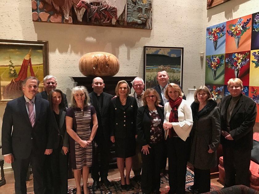 24 stycznia br. spotkanie z Polonią w Atlancie