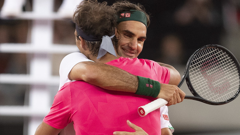 Roger Federer i Rafael Nadal