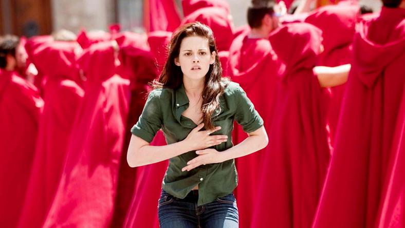 "Bohaterka filmu ""Księżyc w nowiu"" - Kristen Stewart (Bella)"