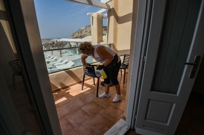 Hoteli u Grčkoj uveliko rade na pripremi za otvaranje