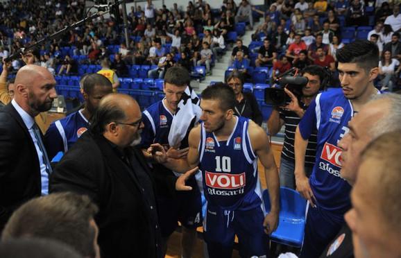 Aleksandar Džikić i Nemanja Gordić
