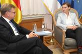 Ana Brnabić, Tanjug, kabinet predsednice vlade