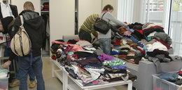 Oddaj ubrania potrzebującym