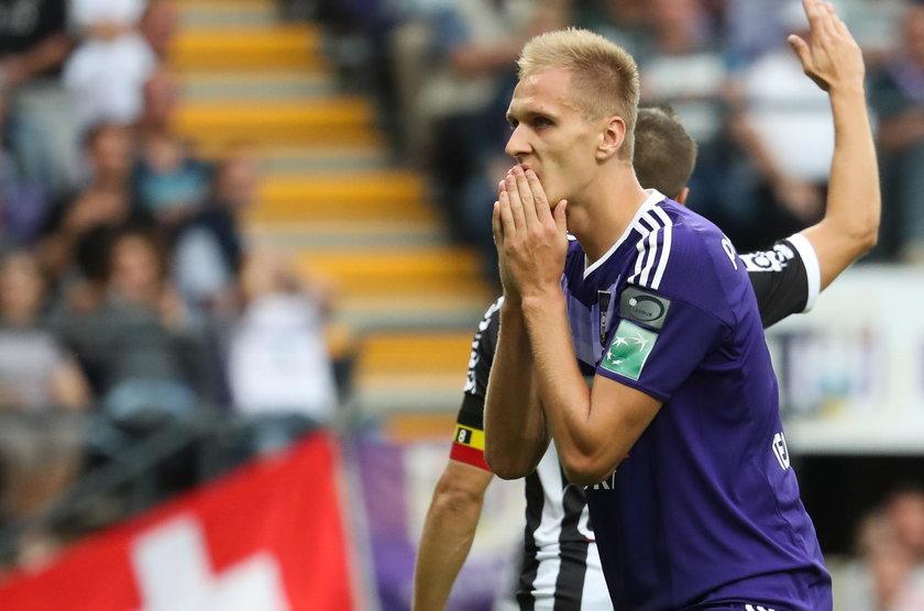Kolejny gol polskiego napastnika w Belgii