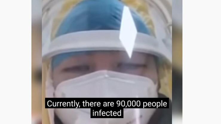 kina medicinska sestra