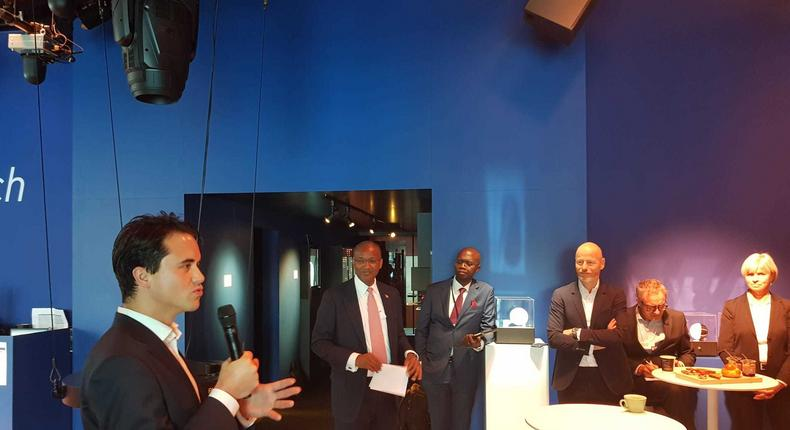 Photos from the Swiss-African Business Round table in Davos, Switzerland.
