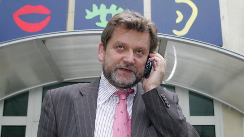 Oskarżony o korupcję Jarosław Pinkas wyjdzie za kaucją