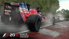 F1 2016 – oficjalna zapowiedź symulatora Formuły 1