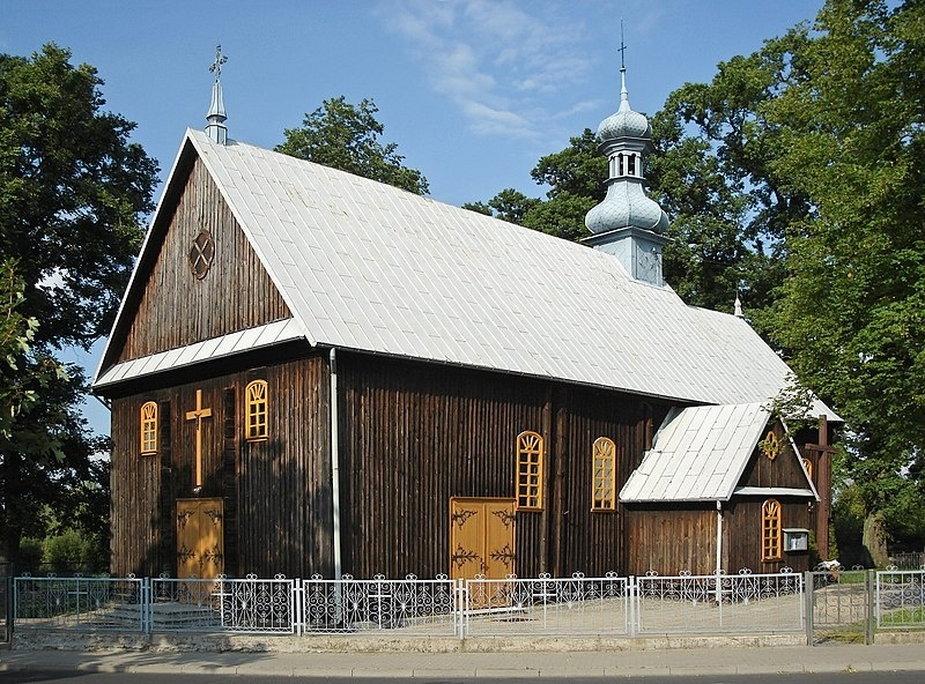 Kościół w Korczewie