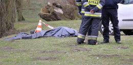 Ciało młodej kobiety wyłowiono ze stawu w Gdańsku