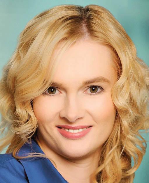 dr Magdalena Zwolińska adwokat i parter w kancelarii NGL Wiater