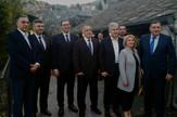 Aleksandar Vucic, Mostar, vecera, foto promo, kabinet predsednika Srbije