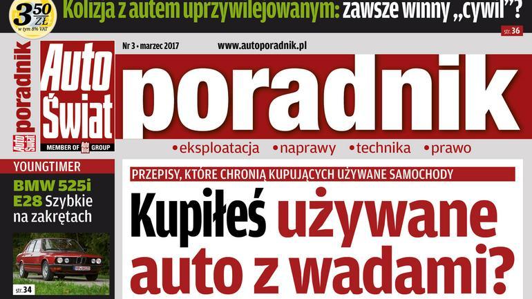 Auto Świat Poradnik (3/2017)