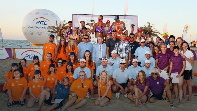 Plaża Open 2015