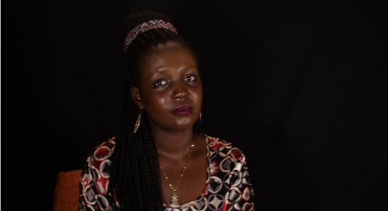 Wairimu Muthoni . #YouthMtaani; The driver slapped and pushed me out of the bus - Wairimu Muthoni narrates ordeal in the hands of rogue Matatu crew