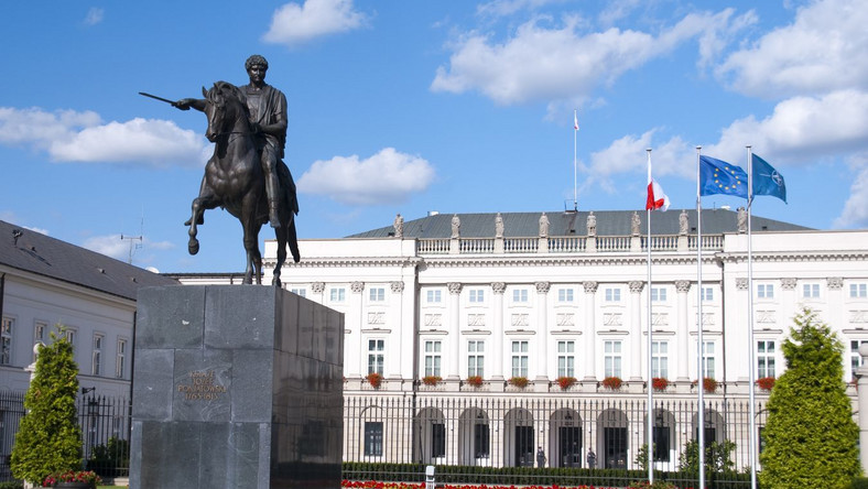 Będzie można zwiedzać Pałac Prezydencki