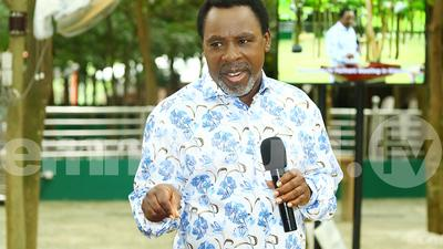 T.B Joshua will be laid to rest at SCOAN headquarters in Lagos according to the church (SCOAN)