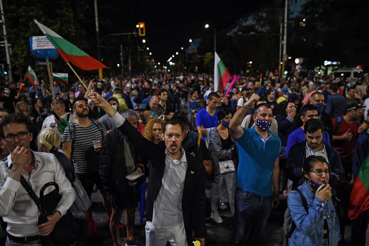 Protest u Bugarskoj