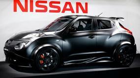 Nissan potwierdził specyfikację Juke'a-R