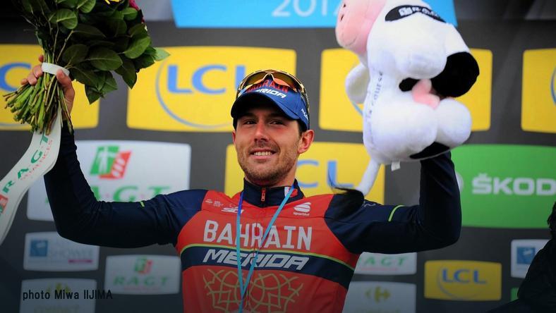 Grupa Bahrain-Merida głodna sukcesu w Mediolan-San Remo