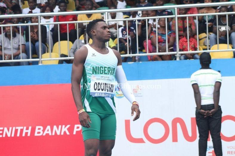 Divine Oduduru has won several medals for Nigeria at the Youth and African level.