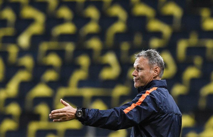 Nowa rola Marco van Bastena. Mistrz Europy z 1988 roku został dyrektorem technicznym FIFA
