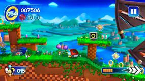 Sonic Runners - niebieski jeż powraca na urządzeniach mobilnych